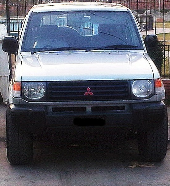 Mitsubishi Pajero 1997 of hasan - 77434