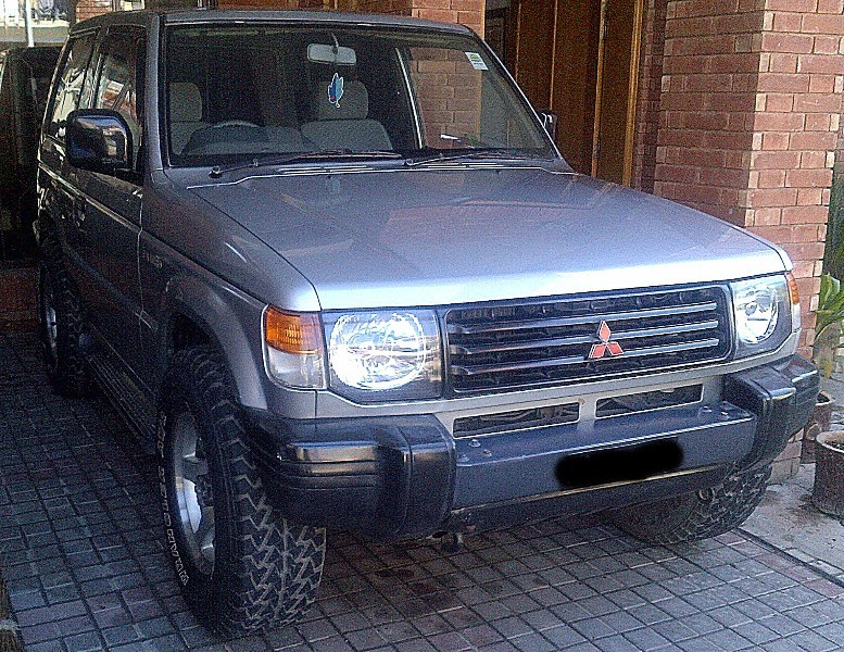 Mitsubishi Pajero 1997 of hasan - 77435