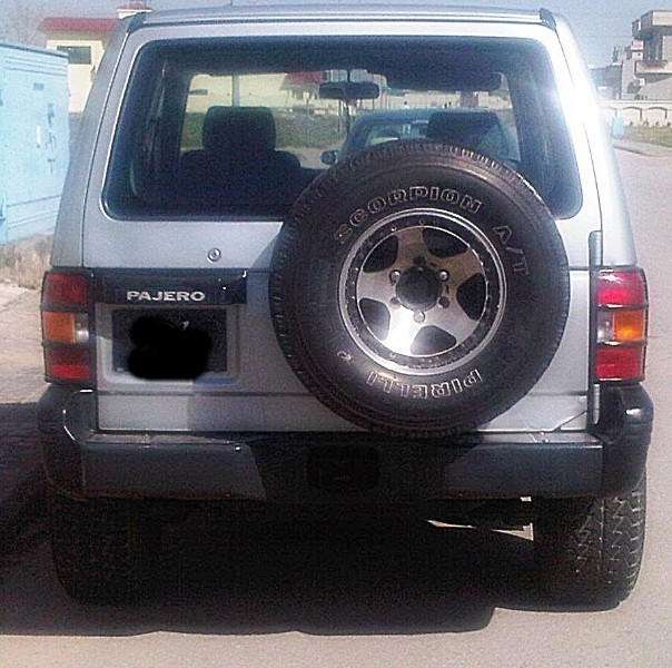 Mitsubishi Pajero 1997 of hasan - 77438