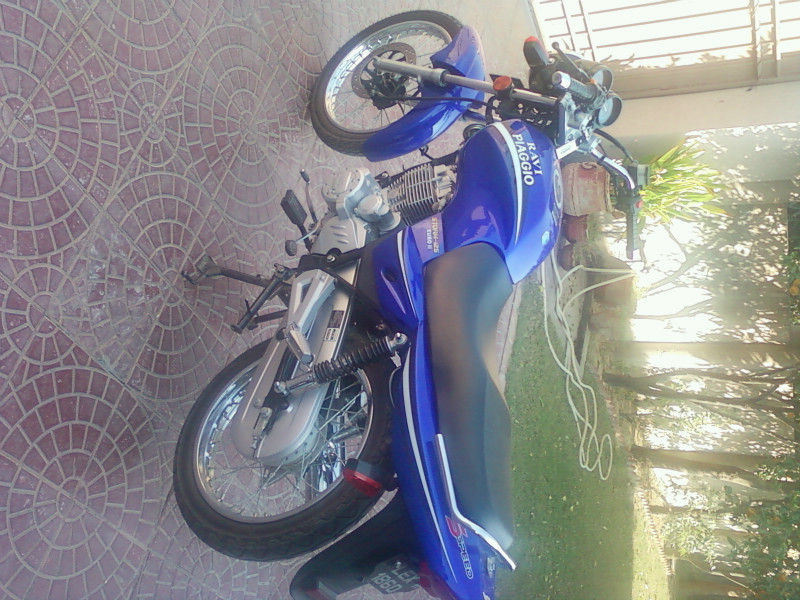 Ravi PIAGGIO 125 of Aatif Majeed - 72848