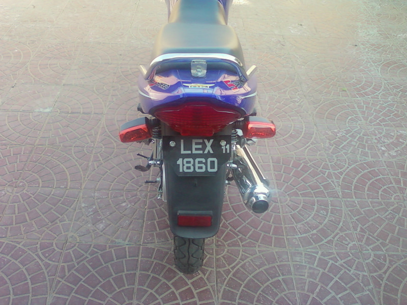 Ravi PIAGGIO 125 of Aatif Majeed - 72849