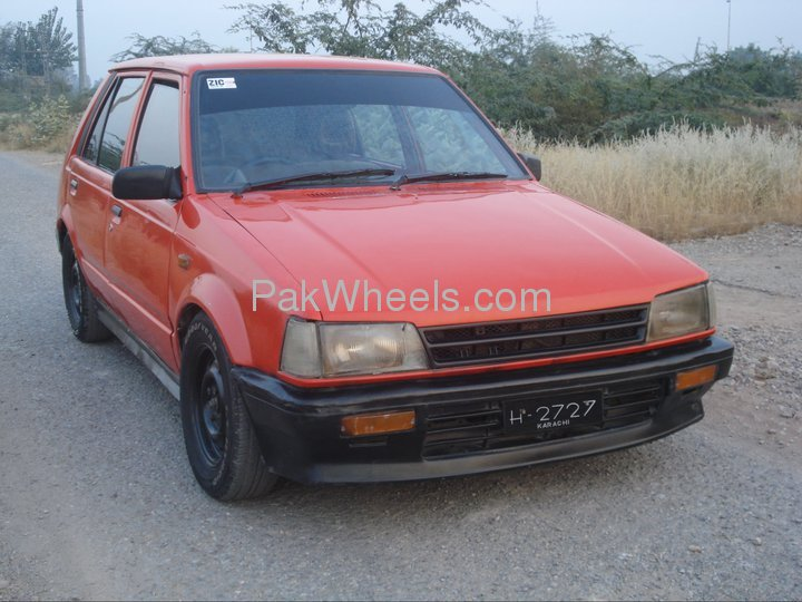 Daihatsu Charade 1985 of Faisal Khan - 70354