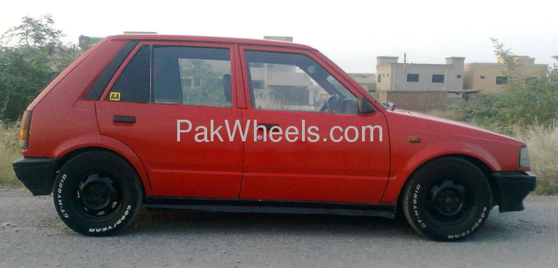 Daihatsu Charade 1985 of Faisal Khan - 70355