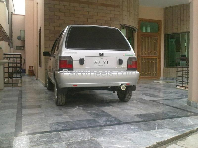Suzuki Mehran 2010 of AjRaja - 70039