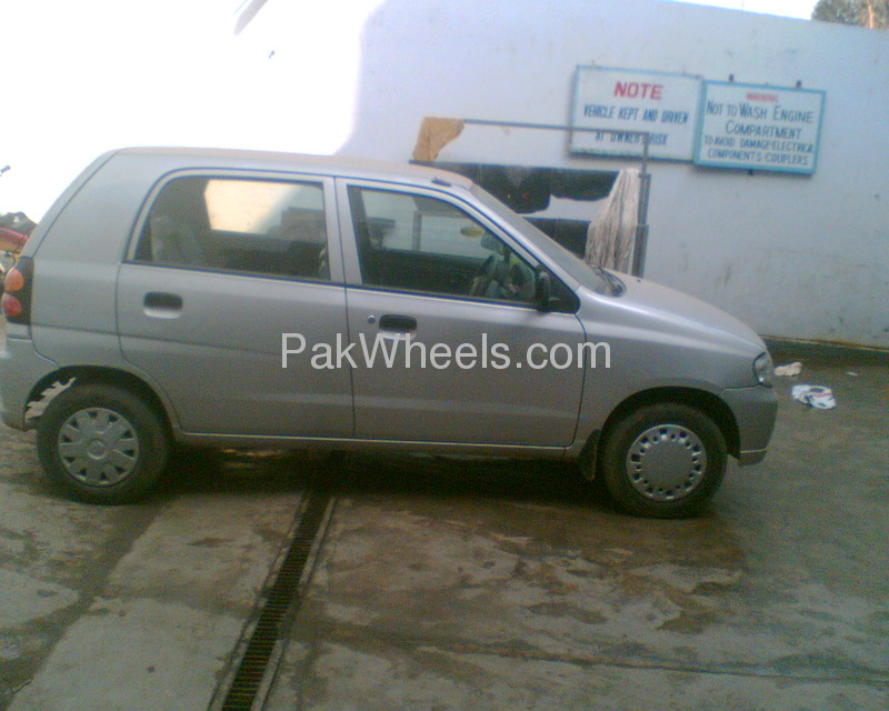 Suzuki Alto 2006 of Hamza19995 - 70917