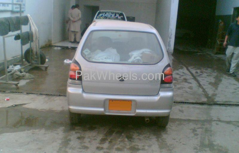 Suzuki Alto 2006 of Hamza19995 - 70918