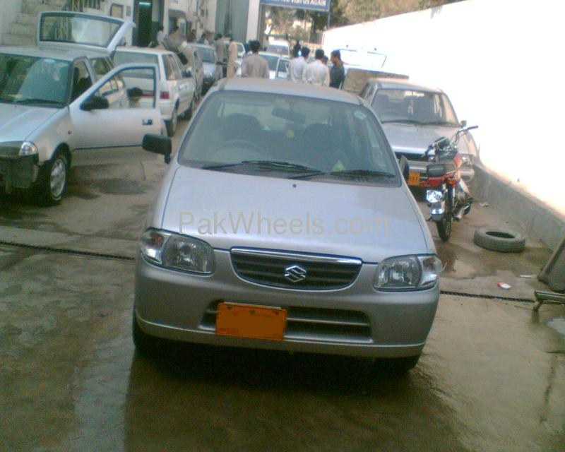 Suzuki Alto 2006 of Hamza19995 - 70920