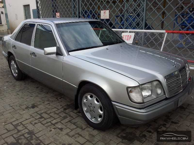 Mercedes benz e class 1995 of hassanmkhan1976 member for Mercedes benz e class 1995